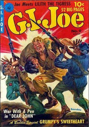 G.I. Joe (1951) 9-A
