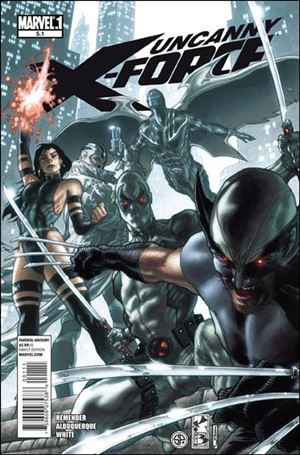 Uncanny X-Force (2010) 5.1-A