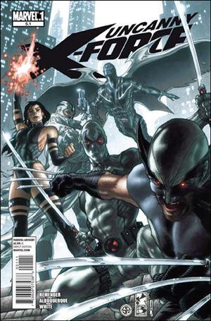 Uncanny X-Force (2010) 5.1-A