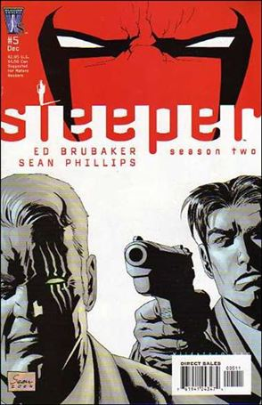 Sleeper: Season Two 5-A