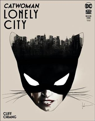 Catwoman: Lonely City 1-C
