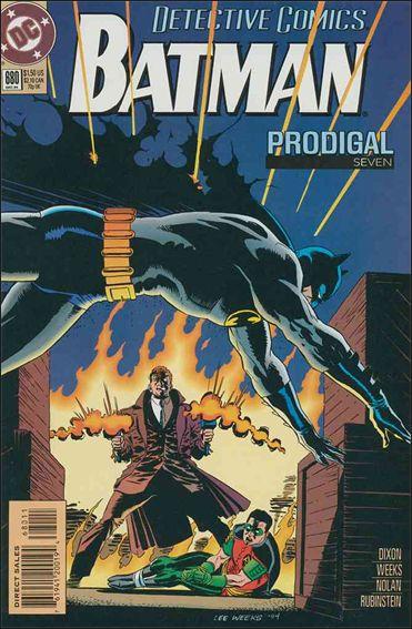 Detective Comics (1937) 680-A by DC