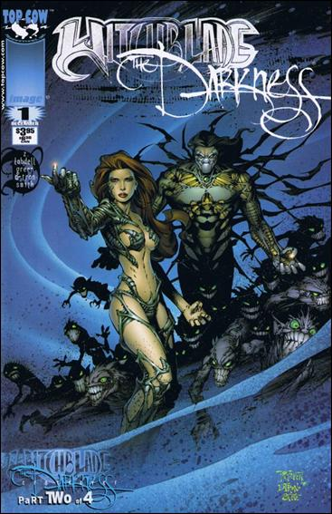 Witchblade/Darkness Special 1-A by Top Cow