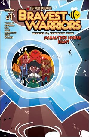 Bravest Warriors Paralyzed Horse Giant 1-A