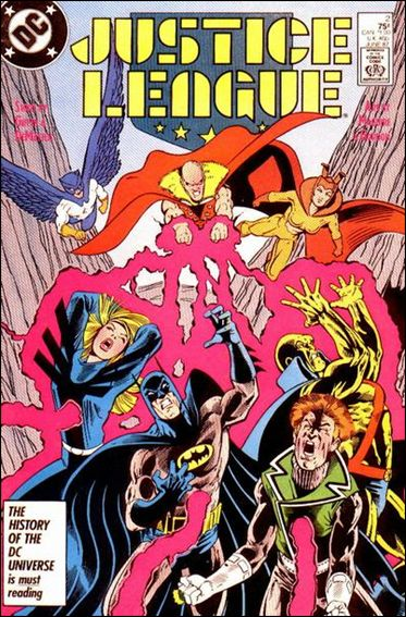 Justice League (1987) 2-A by DC