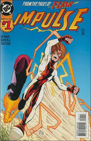 Impulse (1995) 1-A by DC