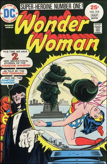 Wonder Woman (1942) 218-A by DC