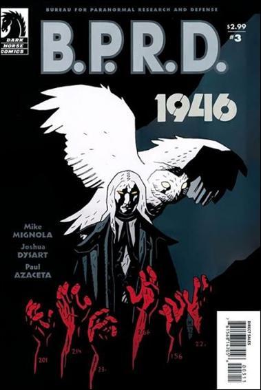 B.P.R.D.: 1946 3-A by Dark Horse