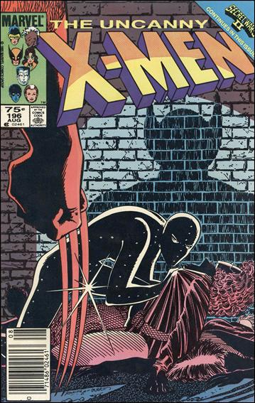 Uncanny X-Men (1981) 196-B by Marvel