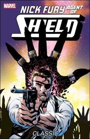 Nick Fury Agent of S.H.I.E.L.D. Classic 3-A