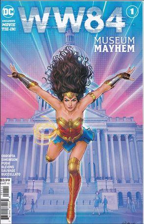 Wonder Woman 1984 1-A