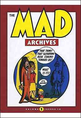 Mad Archives 1-A by DC