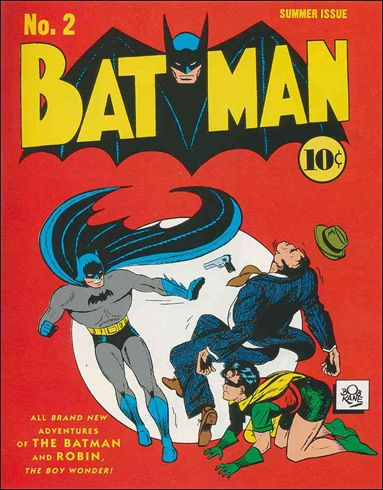 Batman (1940) 2-A by DC