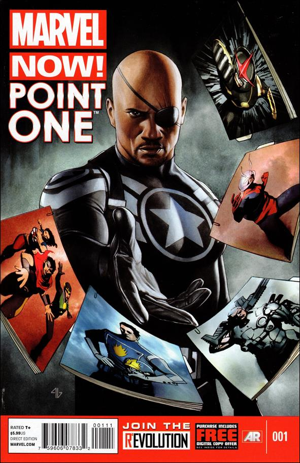 Marvel NOW! Point One 1-A by Marvel
