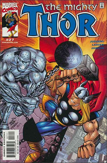 Thor (1998) 27-A by Marvel