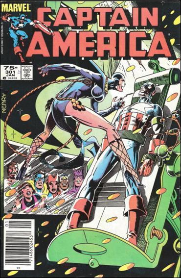 Captain America (1968) 301-B by Marvel