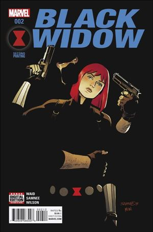 Black Widow (2016) 2-D