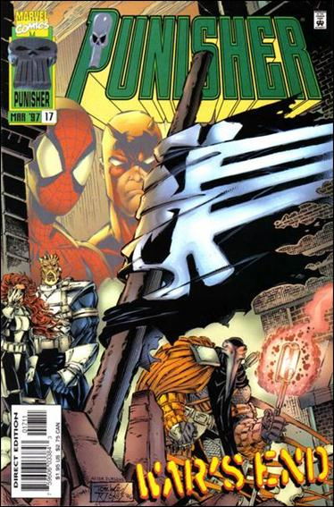 Punisher (1995) 17-A by Marvel