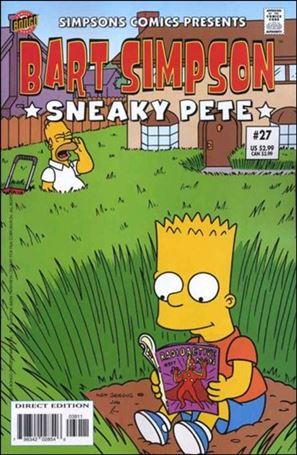 Simpsons Comics Presents Bart Simpson 27-A