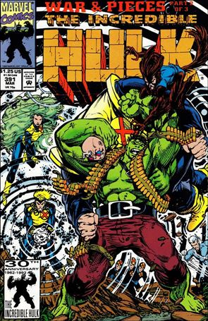 Incredible Hulk (1968) 391-A