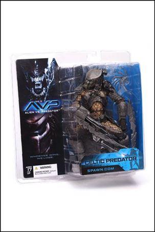 Alien vs Predator (Series 1) Celtic Predator