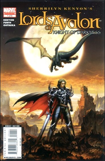 Lords of Avalon: Knight of Darkness 1-A by Marvel