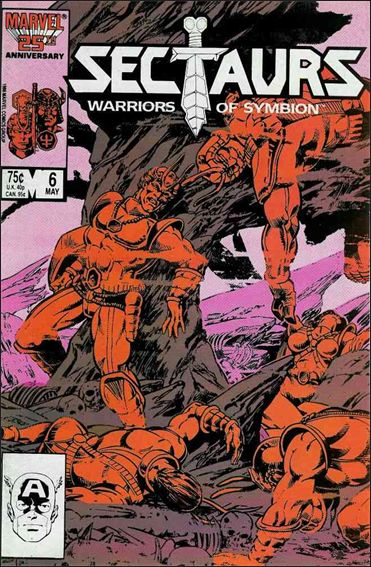 Sectaurs (1985) 6-A by Marvel