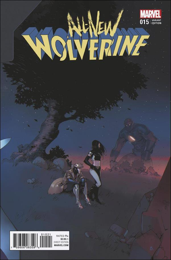 All-New Wolverine  15-B by Marvel