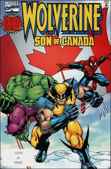 Wolverine: Son of Canada 1-A by Marvel