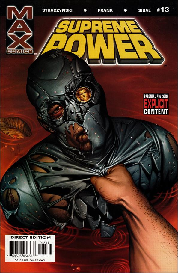 Supreme Power (2003) 13-A by Max