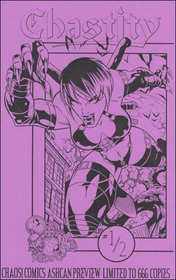 Chastity (2001) 1/2-D by Chaos! Comics