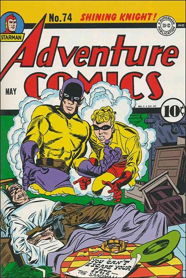 Adventure Comics (1938) 74-A by DC