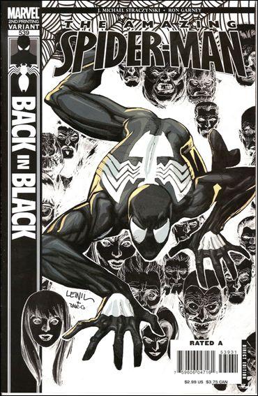 Amazing Spider-Man (1963) 539-B by Marvel