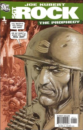 Sgt. Rock: The Prophecy 1-A