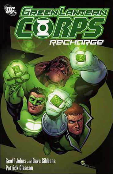 Green Lantern Corps: Recharge nn-A by DC