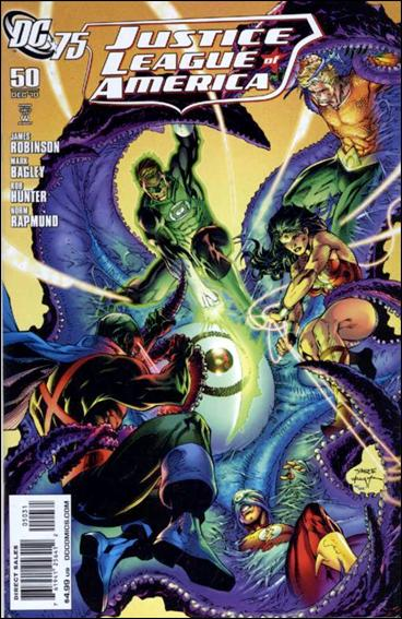 Justice League of America (2006) 50-C by DC