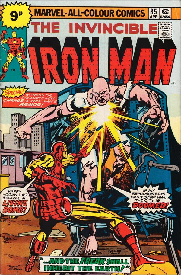 Iron Man (1968) 85-C by Marvel