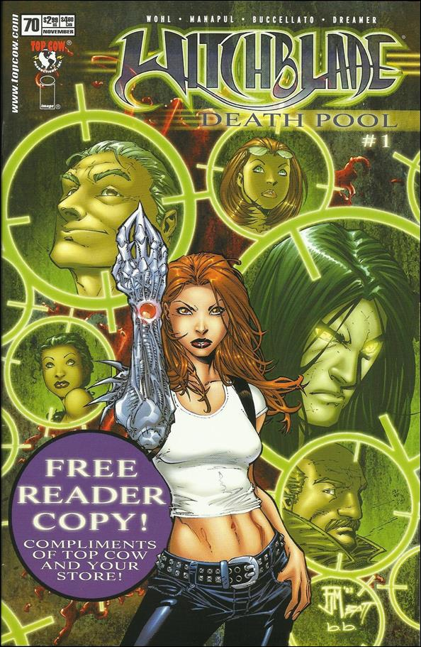 Witchblade 70-D by Top Cow