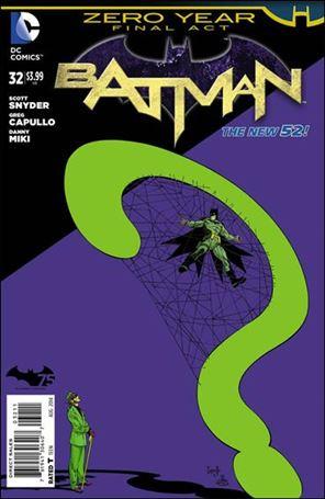 Batman (2011) 32-A