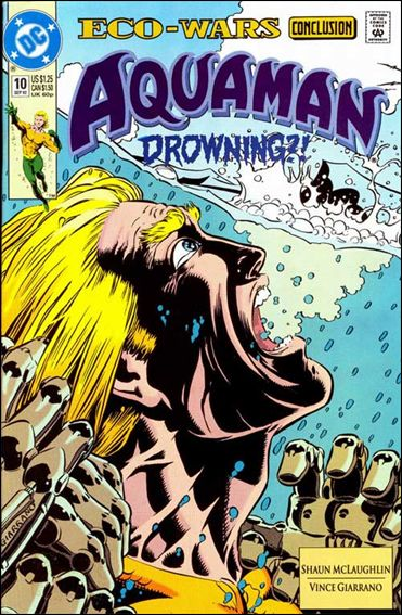 Aquaman (1991) 10-A by DC