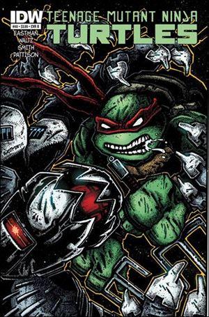 Teenage Mutant Ninja Turtles (2011) 48-B