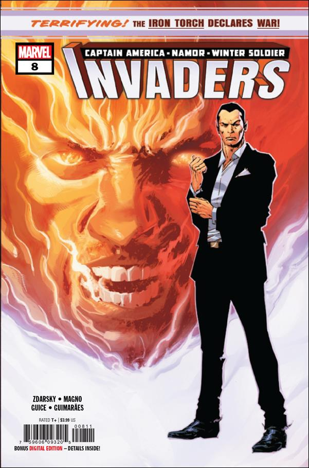 Invaders (2019) 8-A by Marvel