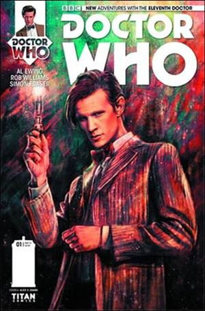Doctor Who: The Eleventh Doctor 1-A