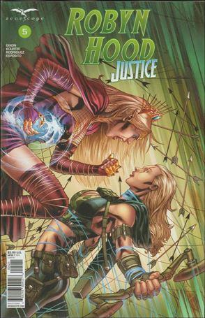 Robyn Hood: Justice 5-B