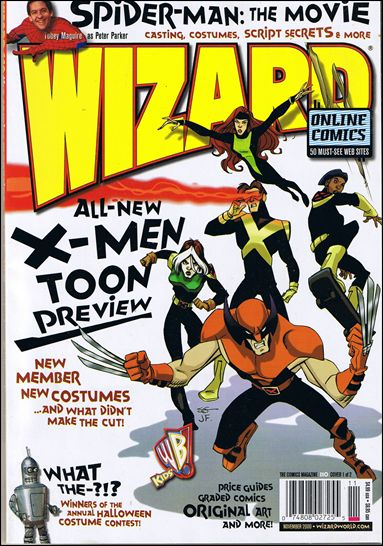 Wizard: The Comics Magazine 110-A by Wizard Press