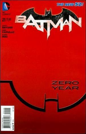 Batman (2011) 21-H
