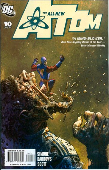 All New Atom 10-A by DC