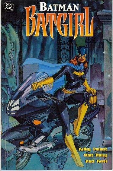Batman: Batgirl (1997) 1-A by DC