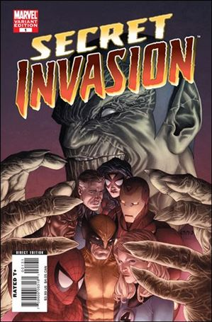 Secret Invasion 1-D