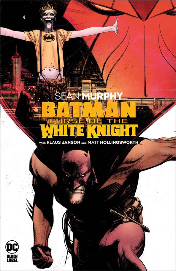 Batman: Curse of the White Knight nn-A by DC Black Label